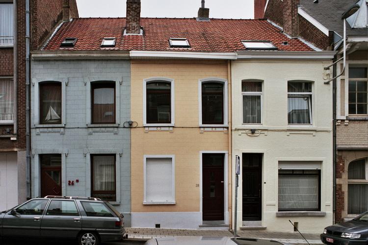 Rue Louis Titeca 26, 28 et 30, 2005