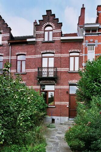 Rue Vandenhoven 82, 2005