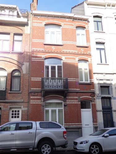 Rue de la Chasse Royale 9, 2015