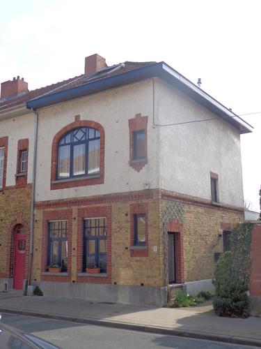 Rue Charles Lechat 3, 2015