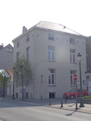 Chaussée de Tervueren 93, 2015