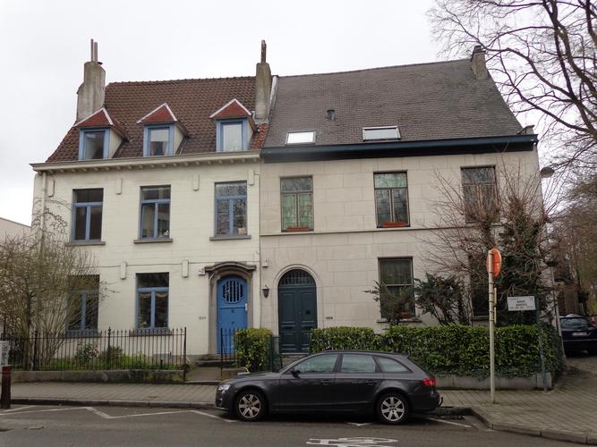 Chaussée de Wavre 1604, 1606, 2015
