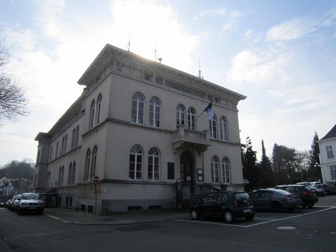 Maison communale de Watermael-Boitsfort