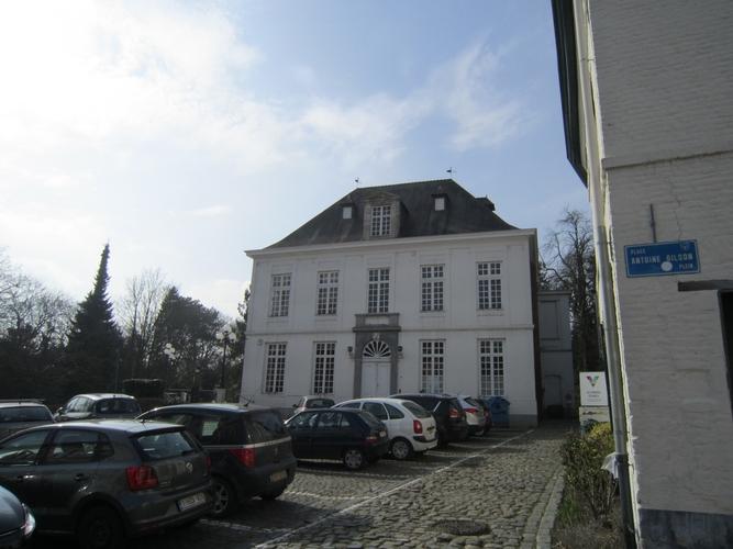 Place Antoine Gilson 2, Maison Haute, 2015
