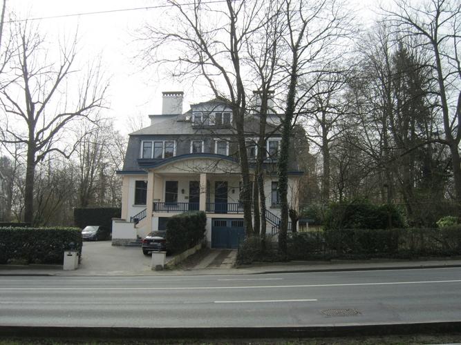 Avenue Delleur 18-18a, 20, 2015