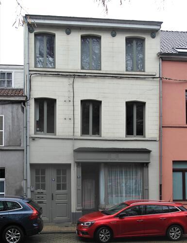 Rue Middelbourg 51-53, 2021
