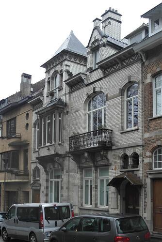 Rue Philippe Dewolfs 8-9, 2021