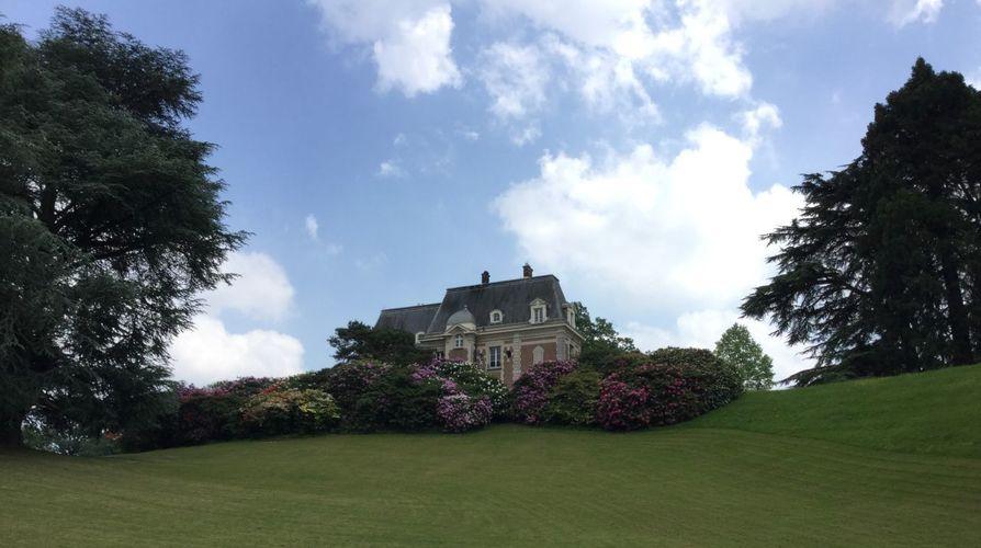 Château Morel et ses dépendances