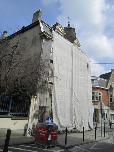 Rue des Trois Tilleuls 1, 2015