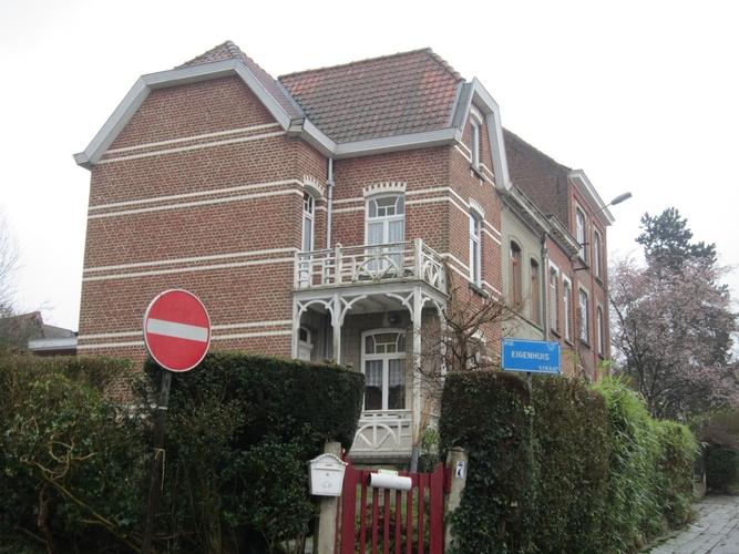 Rue Eigenhuis 7, 2015