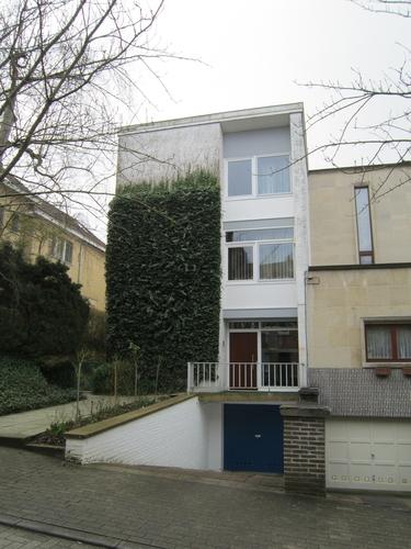 Maison personnelle des architectes Françoise Blomme et José Vandevoorde