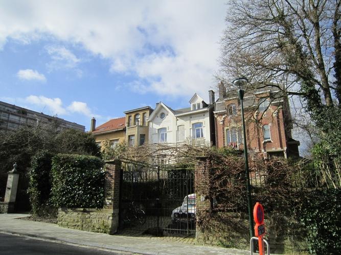 Avenue Emile Van Becelaere 32a, 34, 36, 2015
