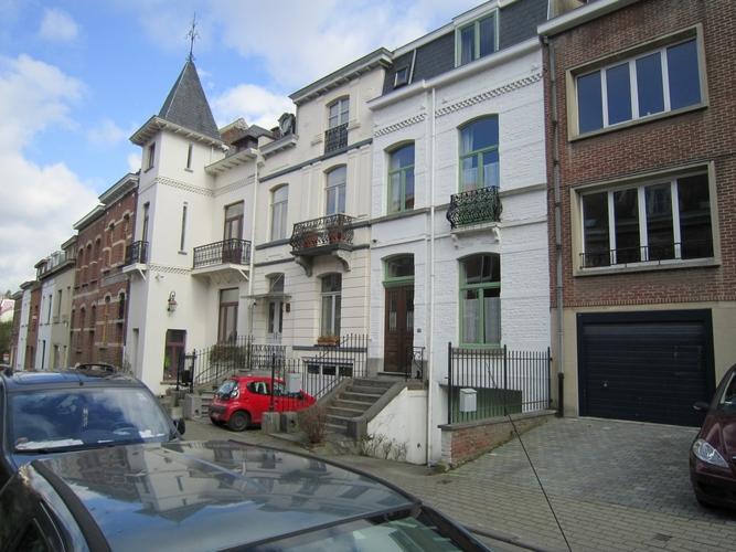 Avenue Emile Van Becelaere 123, 125, 127, 2015