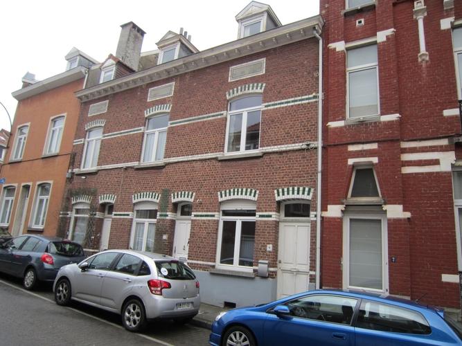 Rue du Loutrier 9, 11, 13, 2015