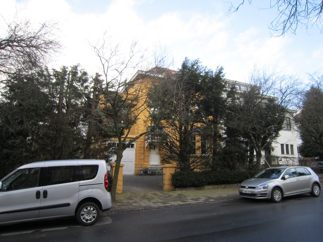 Avenue des Princes Brabançons 50, 2015