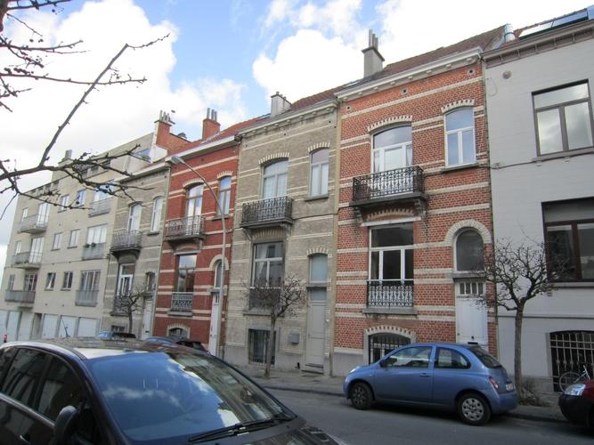 Rue Théophile Vander Elst 140 à 146, 2015