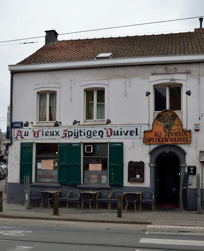 chaussée d'Alsemberg 621