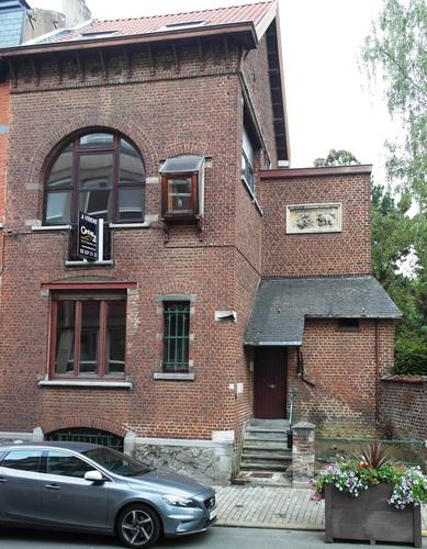 Ancien atelier-maison du peintre Joseph Dierickx