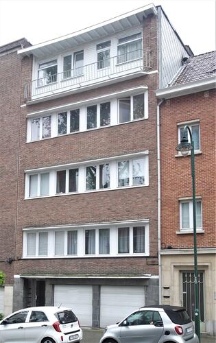 Immeuble Hou avec appartement et bureau de l'architecte Simone Guillissen-Hoa