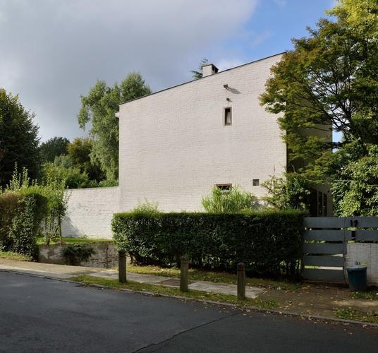 Avenue Blücher 19, 2017