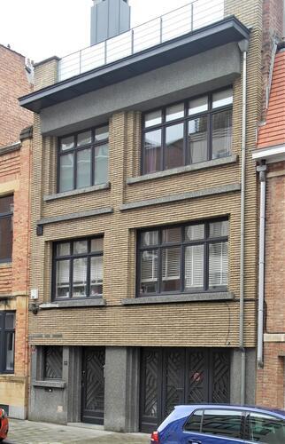Rue Joseph Cuylits 33, 2021