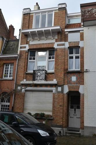 Rue Klipveld 38