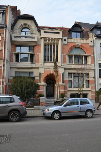 Rue Marie Depage 22