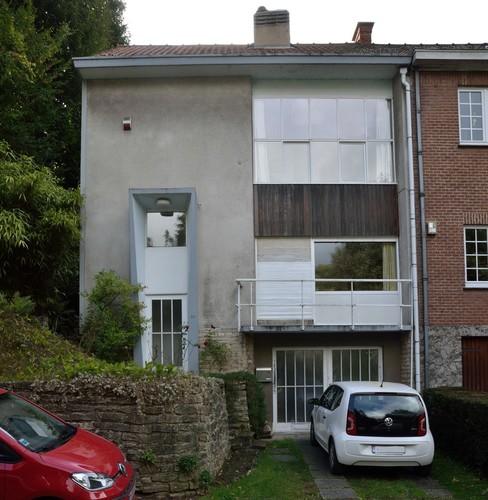 Maison personnelle de l'architecte Gustave Herbosch
