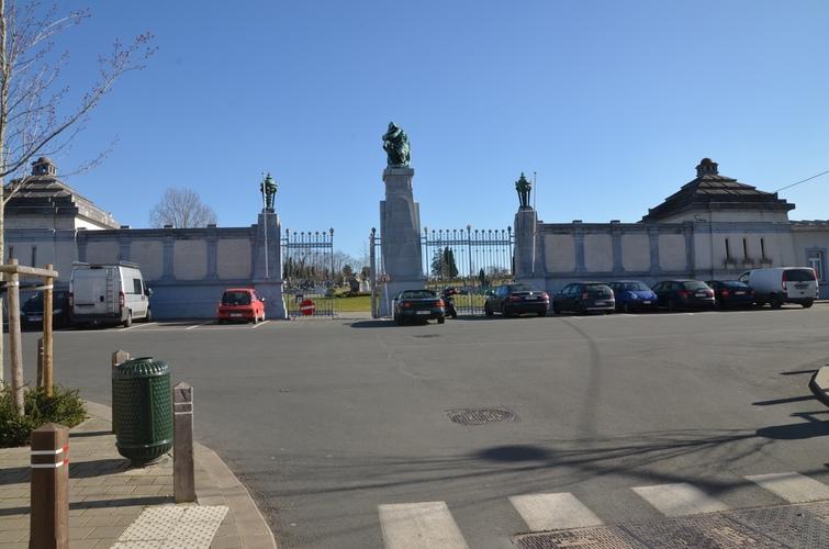 Cimetière communal de Saint-Gilles