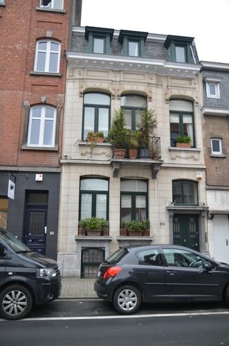 Rue Vanderkindere 321