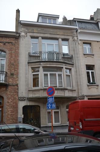 Rue Vanderkindere 331