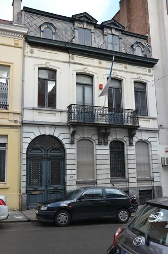 Rue Xavier De Bue 20