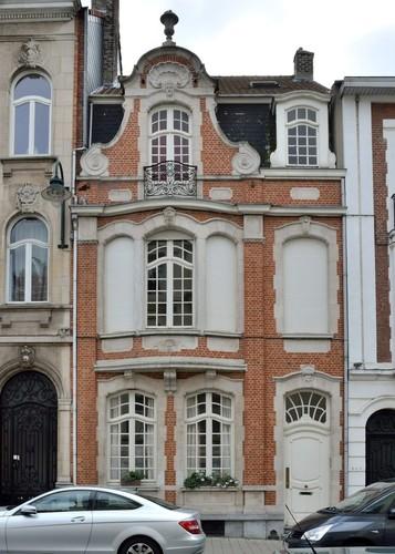 Rue Antoine Bréart 160, 2016