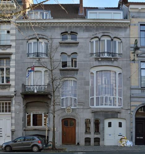 Maison-atelier du sculpteur Fernand Dubois.