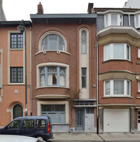 Rue Cervantès 39, 2016