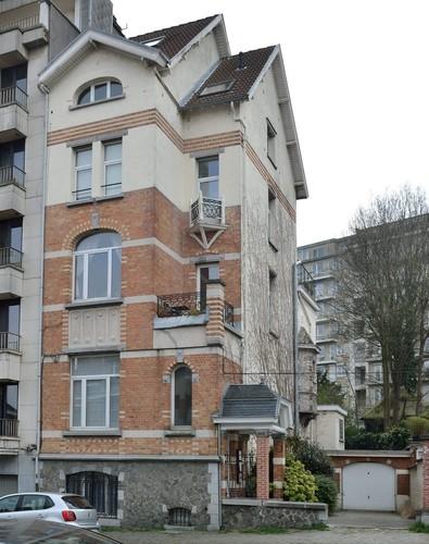 avenue Clémentine 13, 2016