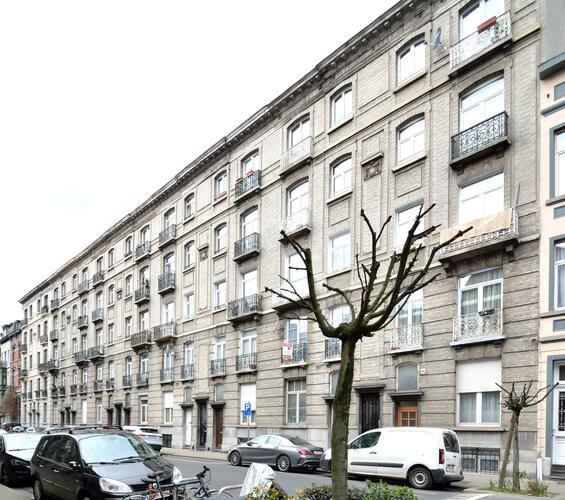 Rue de Mérode 353-355-357, 359-361-363, 365-367-369, 371-373-375, 377-379-381, 2019
