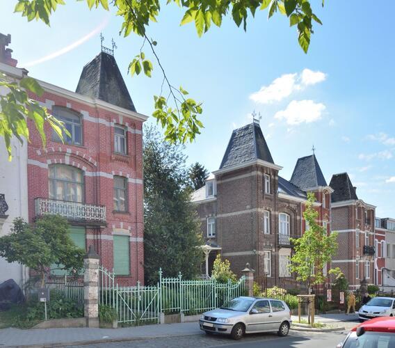 Avenue Kersbeek 180 à 188, 2019