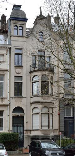 Avenue Molière 106, 2016