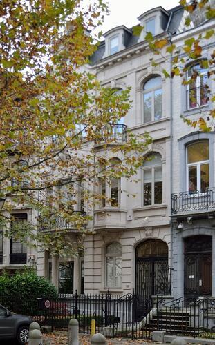Avenue Molière 129, 2016