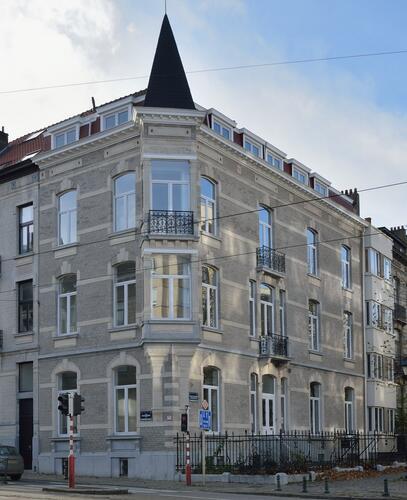 Avenue Molière 175, 2016