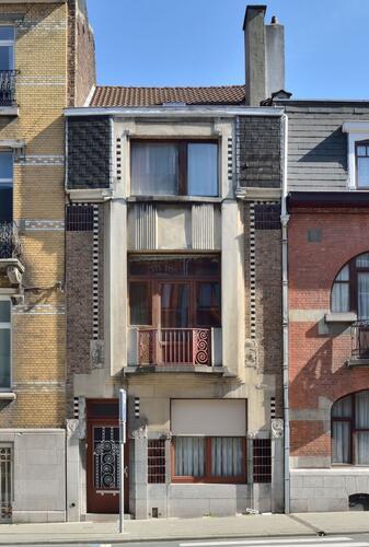 Rue Pierre Decoster 56, 2019