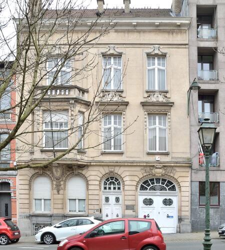 Avenue du Roi 164-166, 2019