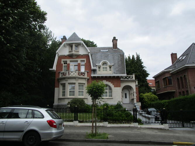Avenue Albertyn 16, 2015