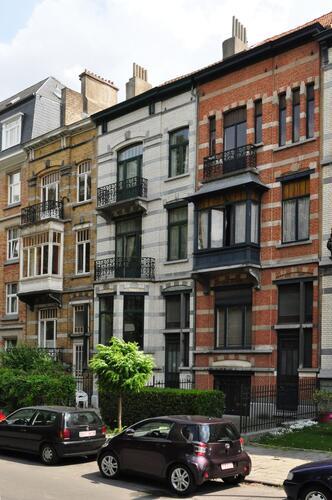 Avenue Henri Dietrich 3 à 7, 2011