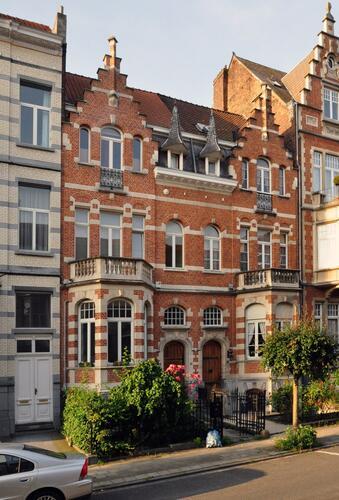 Avenue Albert Jonnart 41 et 43, 2011