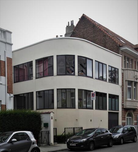 Ancien atelier et habitation d'Oscar Jespers