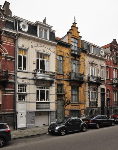 Avenue des Rogations 67 à 71, 2012