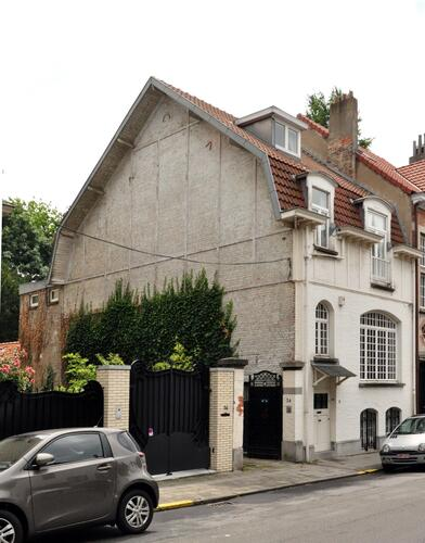 Rue Vergote 32, 2011
