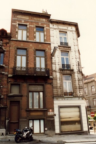 Square Armand Steurs 7 (photo 1993-1995)